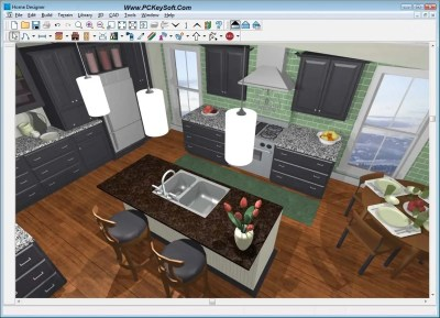 Kitchen Furniture Interior Design Software Pro 100 ...
