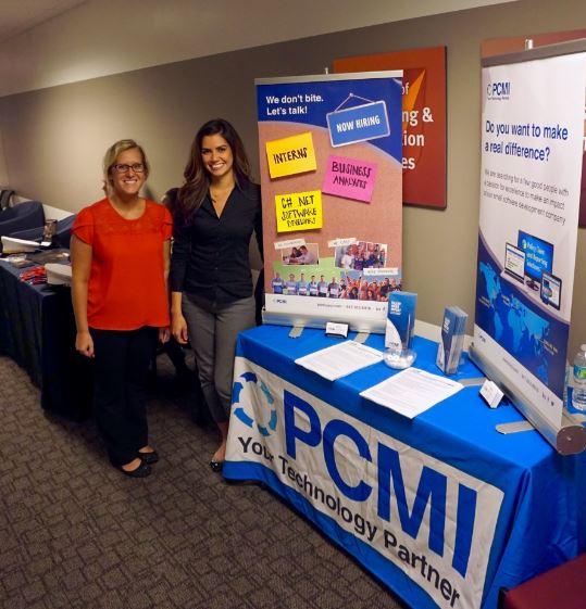 DeVry University Campus Career Fair 2016 - PCMI Corporation