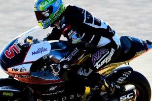 Zarco, Valencia Moto2 2015