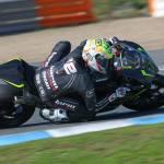 "Xavi Forés: ""Hemos mejorado mucho la puesta a punto de la moto"""