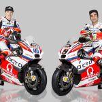 El equipo Ducati Pramac celebra su 15º Aniversario en MotoGp