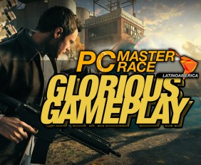 PCMR Glorious Gameplay QB