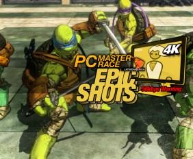 PCMR Epic Shots TMNT