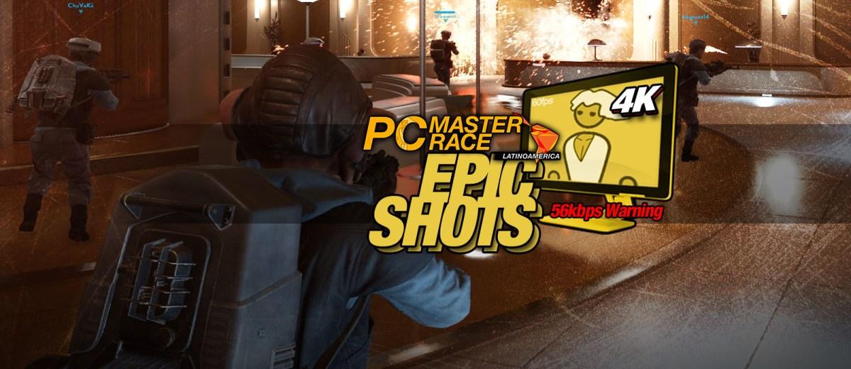 PCMR Epic Shots SWBDLC