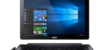 Acer Switch Alpha 12, Notebook 2-in-1 dengan Dukungan Teknologi Berpendingin Cairan