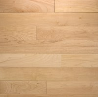 "3/4"" x 5"" Prefinished Natural Maple Solid Hardwood Flooring"