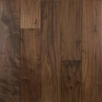 "3/4"" x 3-1/4"" American Walnut Natural Prefinished Wood Floor"