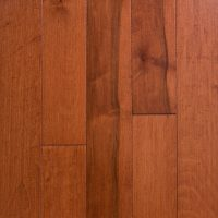 "3/4"" x 4"" Prefinished Cherry Maple Hardwood Flooring"