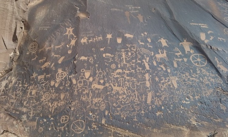 Pondering Petroglyphs