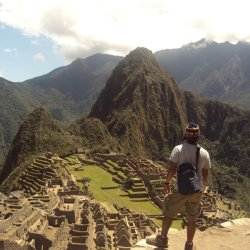 Machu Picchu and Huayna Picchu view