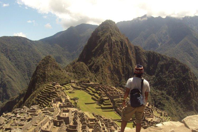 Mystically True, Machu Picchu