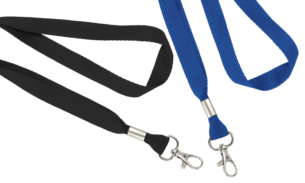 Flat 16mm Lanyards With Trigger Hook Pdc Big