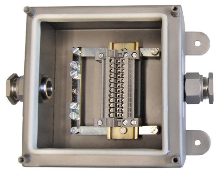 Junction Box Pd Controls