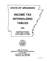 State Tax Withholding Forms Templates - Fillable ...