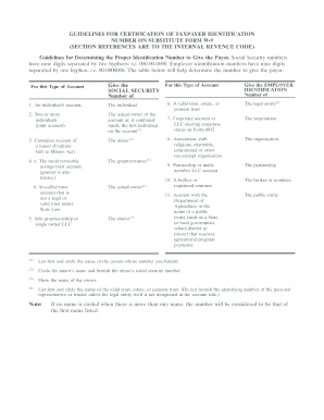 Substitute Form W 9 Certification | Best Resumes Curiculum Vitae ...