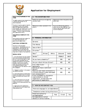 Generic Employment Application Fill Online Printable Example Of Filled Z83 Form Fill Online Printable