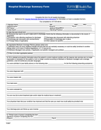 Doctors Note Template Forms and Templates - Fillable forms ...