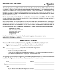 A Sample Of A Home Resale Certificate Md - Fill Online ...