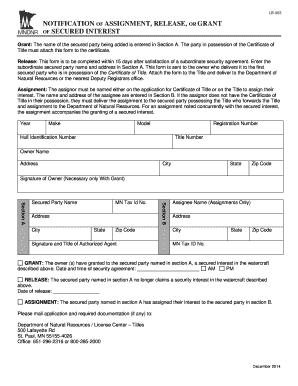 Minnesota Lien Release Form Dmv | Find A New Job In 2014 Resume ...