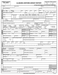 Alabama Jail Release Form - Fill Online, Printable ...