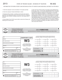 Ri 1065 - Fill Online, Printable, Fillable, Blank | PDFfiller