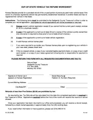 Bill Of Sale Form K