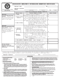 48 Printable State Tax Withholding Forms Templates ...