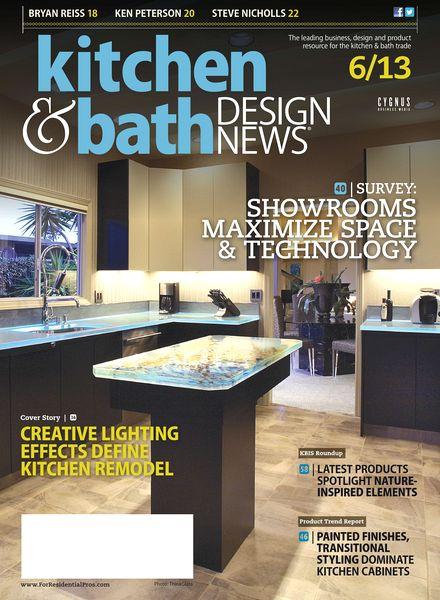 Download Kitchen Bath Design News June 2013 Pdf Magazine