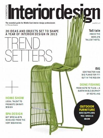 Commercial Interior Design Magazine January 2013 » PDF ...