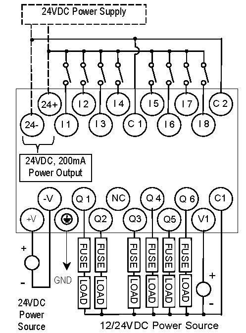 slc 500 wiring diagram