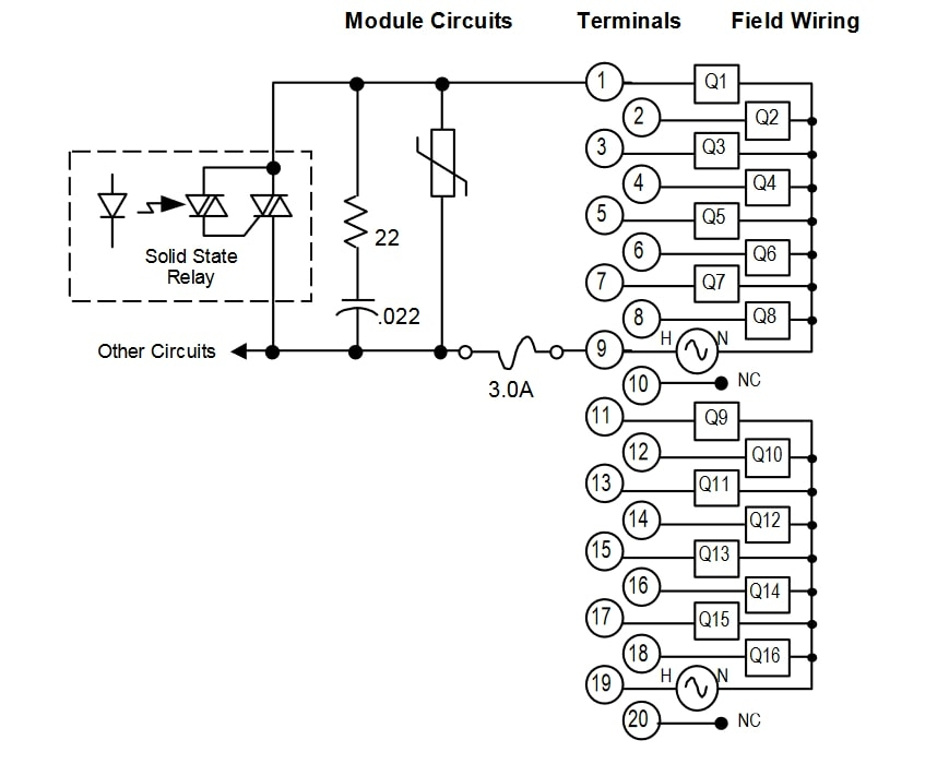 photoelectric switch 120 volt wiring diagram