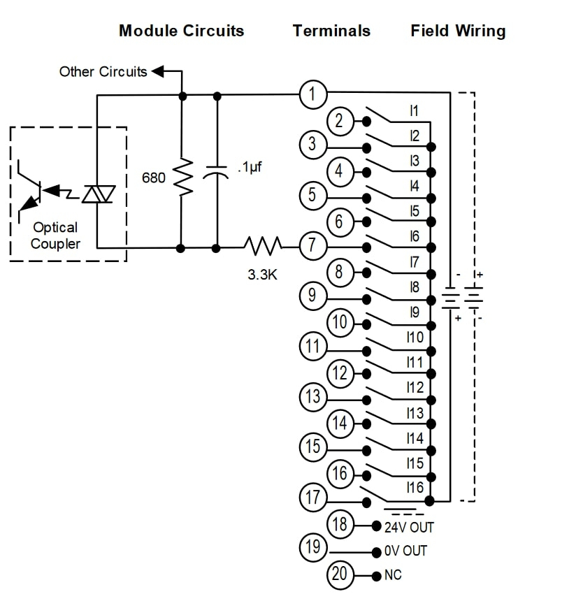 here is your stock wiring diagram click it to enlarge it