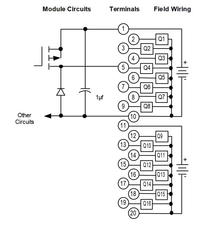 xbox power supply wiring diagram