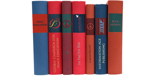 GCPE launches new book review series to promote peace education scholarship