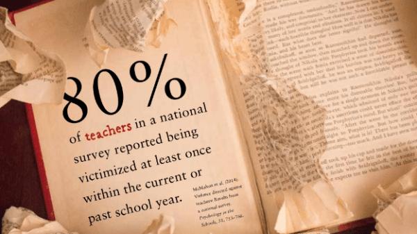 A Silent National Crisis: Violence Against Teachers