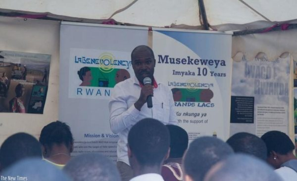 Rwanda: Youth Challenged to Be Peacemakers
