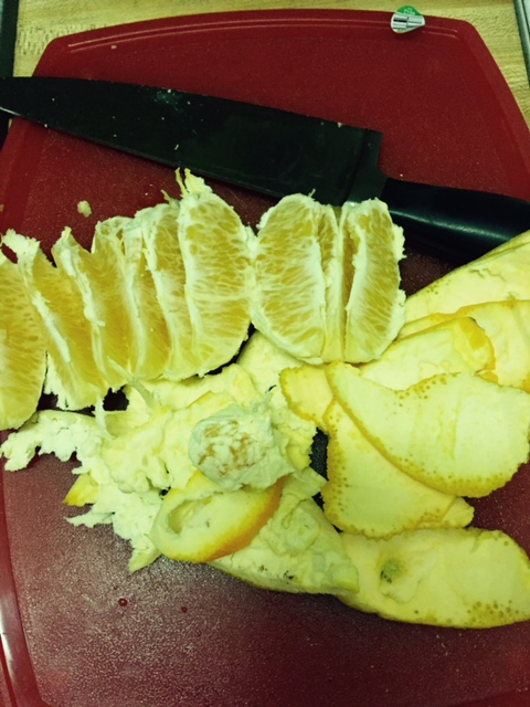 Benefits of Citrus Pith - Why You Should Eat the Peel Peaceful