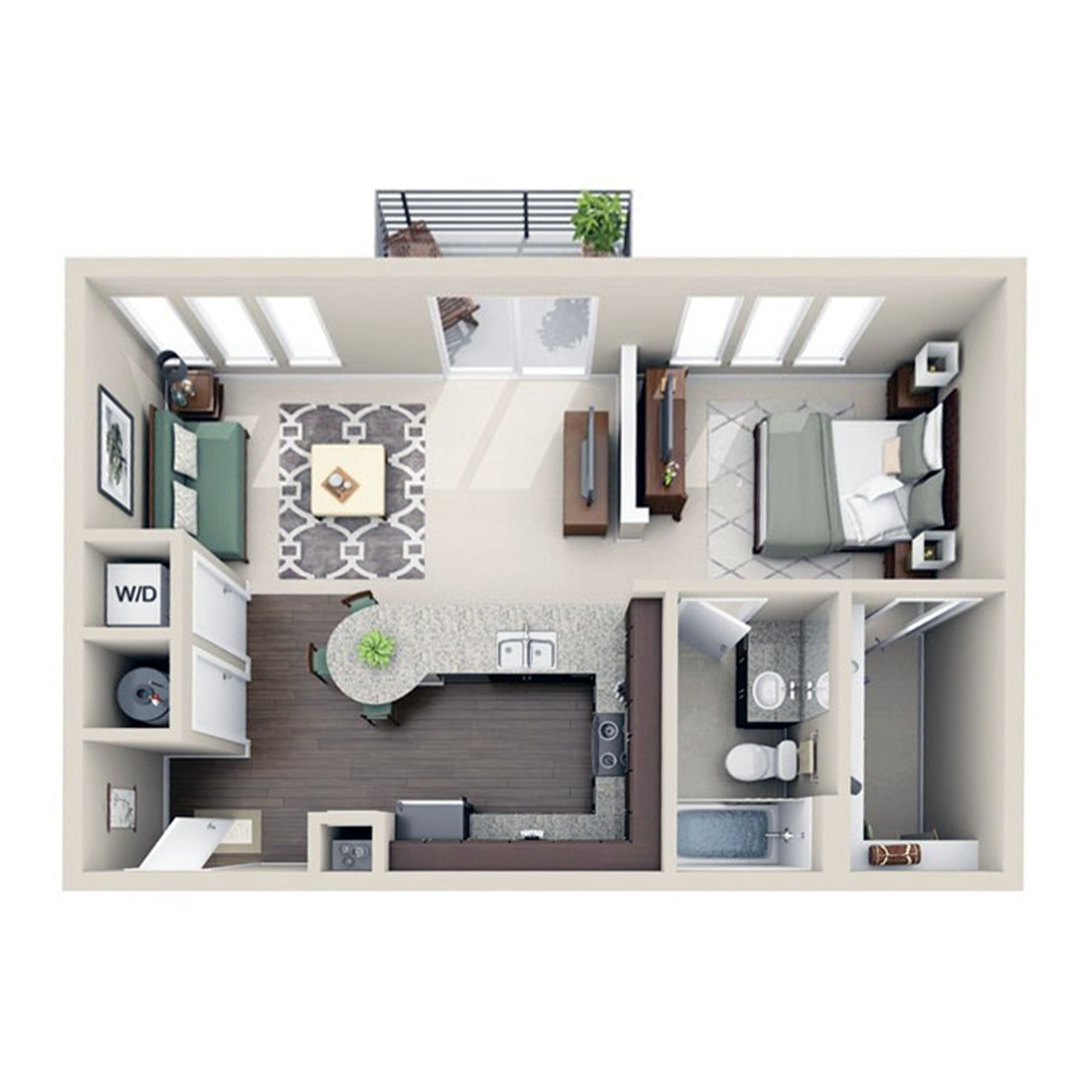 Assisted Living Room Options