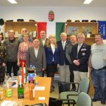 Ungarn - Weihnachtsfeier