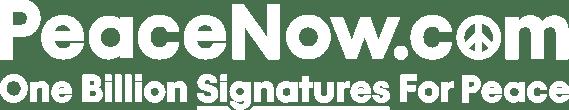 PeaceNow Logo