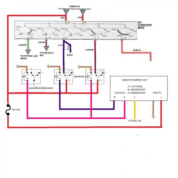 Acura Remote Starter Diagram Index listing of wiring diagrams