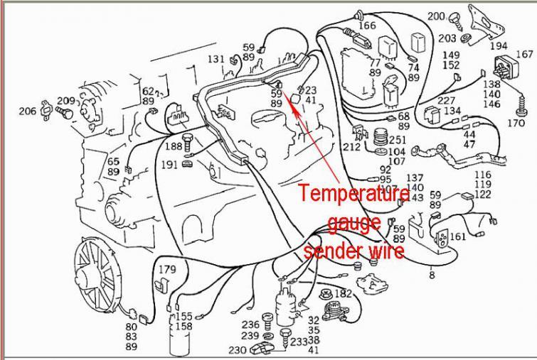 oil temp sender location diesel forum