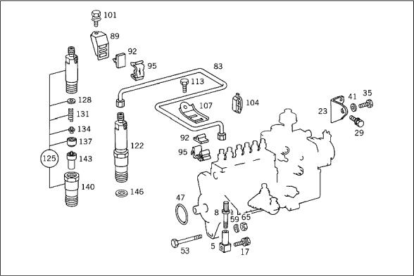 Terrific 99 E300Td Injector Pump Leak Auto Electrical Wiring Diagram Wiring 101 Mecadwellnesstrialsorg