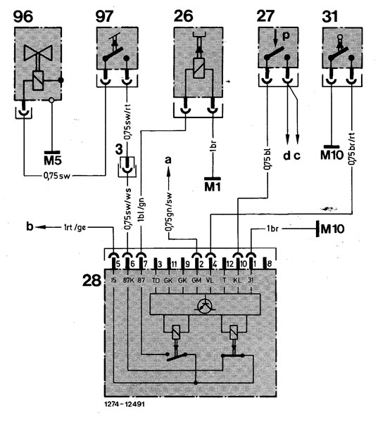 mercedes e300d fuse diagram