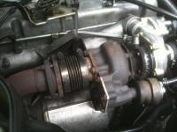 Flex pipe for turbo, 300SD . - PeachParts Mercedes-Benz Forum