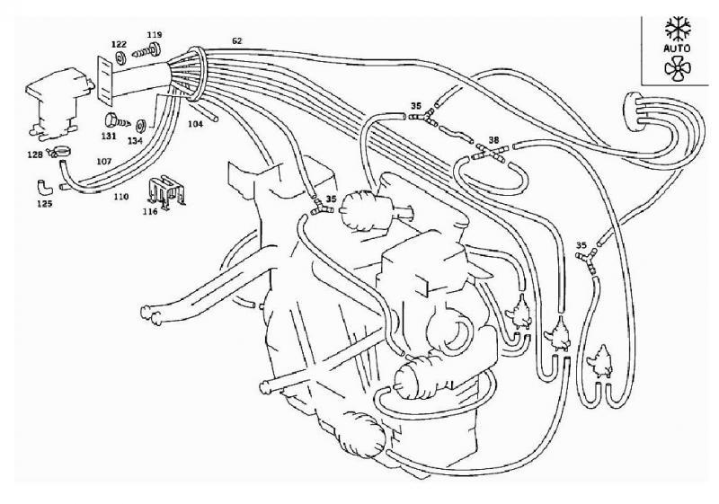 diagram of 2007 mercedes c230 fuse