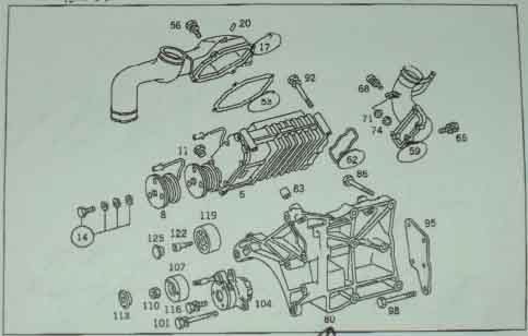 1993 Mercedes 190e Engine Diagram Wiring Diagram 2019