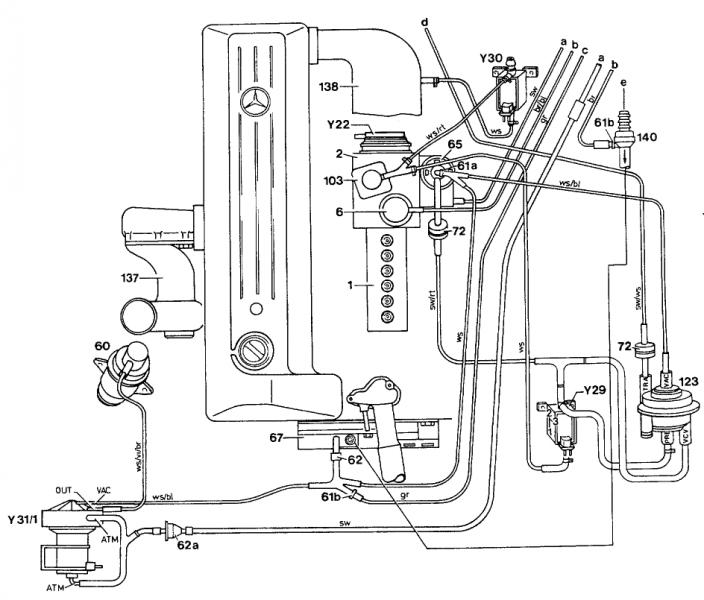 mercedes sl350 wiring diagram