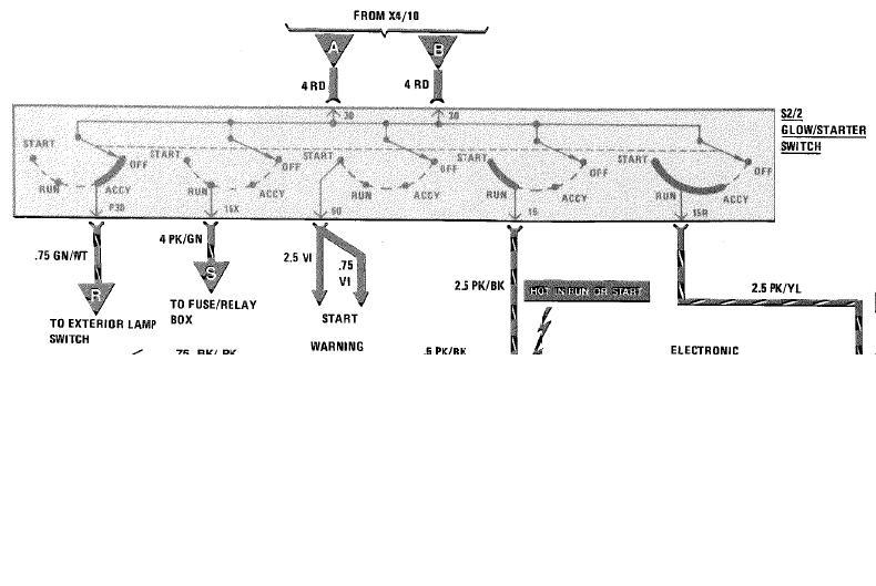 1983 mercedes 300sd wiring diagram