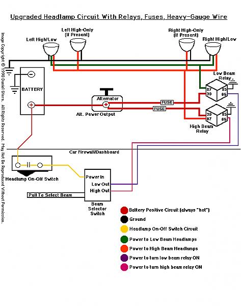 E30 Headlight Wiring Diagram Wiring Diagrams